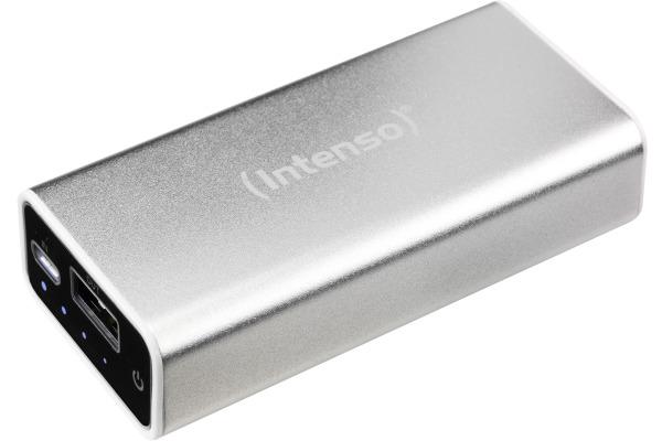 INTENSO Alu Powerbank silver 7322421 A5200