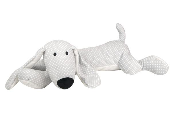 JABADABAD Kuschel-Hund N0104 grau