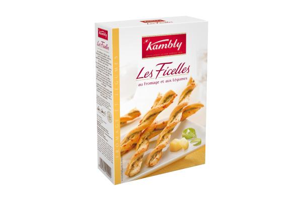 KAMBLY Les Ficelles Käse 6407 100g
