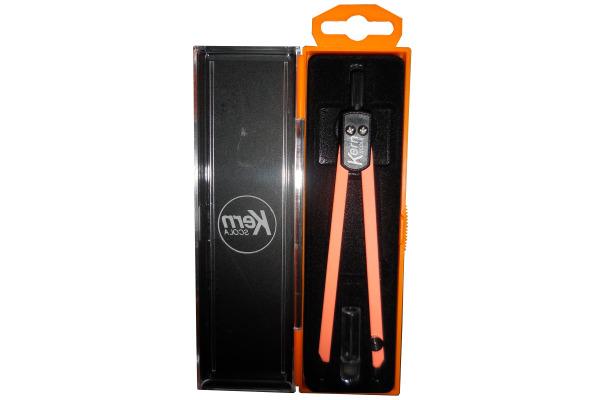 KERN Zirkel SCOLA Neon 376 Special Edition 2017 orange