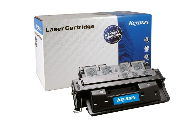 KEYMAX RMC-Toner-Modul HY schwarz C8061X zu HP LJ 4100 10´000 Seiten