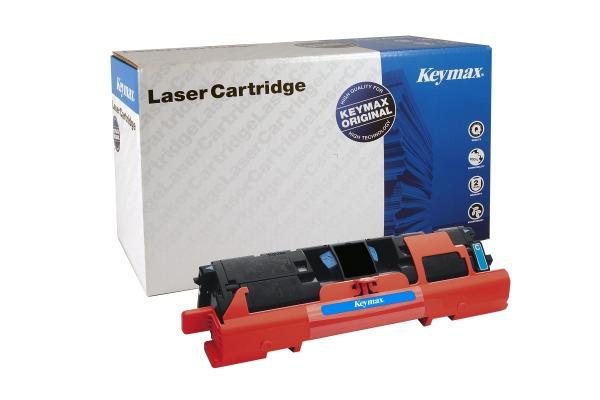 KEYMAX RMC-Toner-Modul cyan C9701A zu HP CLJ 2500 4000 Seiten