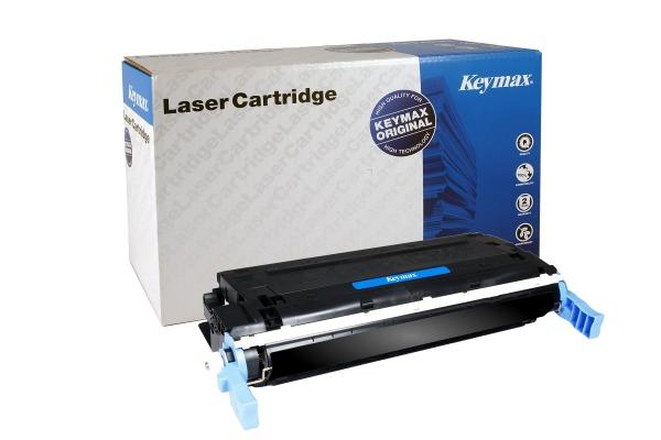 KEYMAX RMC-Toner-Modul schwarz C9720A zu HP CLJ 4600 9000 Seiten