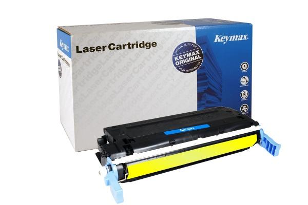 KEYMAX RMC-Toner-Modul yellow C9722A zu HP CLJ 4600 8000 Seiten