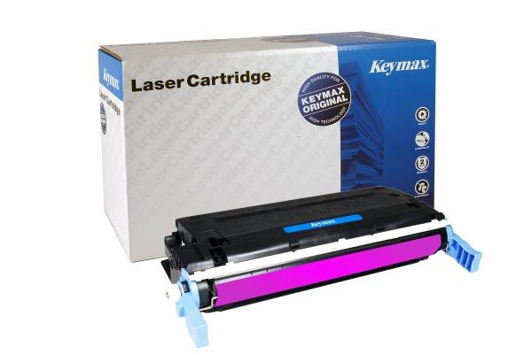 KEYMAX RMC-Toner-Modul magenta C9723A zu HP CLJ 4600 8000 Seiten