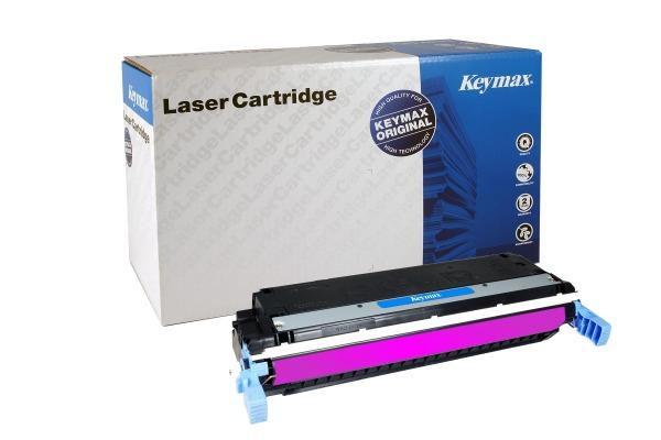 KEYMAX RMC-Toner-Modul magenta C9733A zu HP CLJ 5500 12´000 Seiten