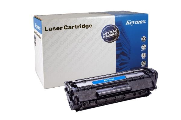 KEYMAX RMC-Toner-Modul schwarz FX-10 zu Canon Fax-L100 2000 Seiten