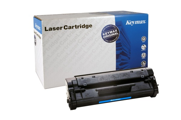 KEYMAX RMC-Toner-Modul schwarz FX-3 zu Canon L-250 3000 S.