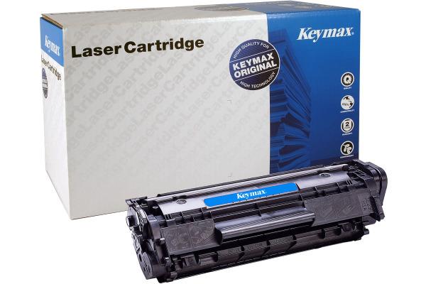 KEYMAX RMC-Toner-Modul schwarz Q2612A zu HP LJ 1010 2000 Seiten