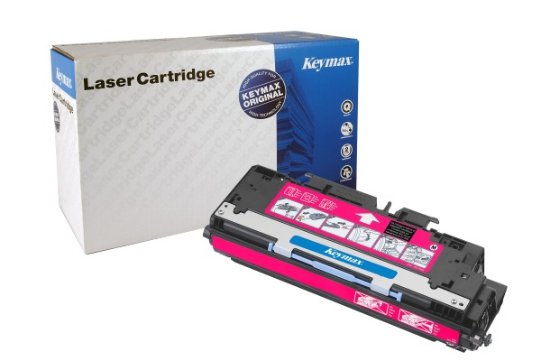 KEYMAX RMC-Toner-Modul magenta Q2683A zu HP CLJ 3700 6000 Seiten