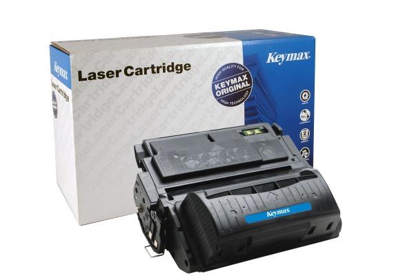 KEYMAX RMC-Toner-Modul HY schwarz Q5942X zu HP LJ 4250/4350 20´000 S.