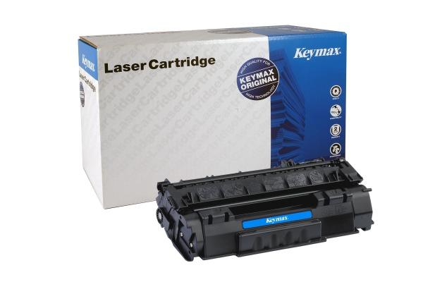 KEYMAX RMC-Toner-Modul schwarz Q5949A zu HP LJ 1160/1320 2500 Seiten