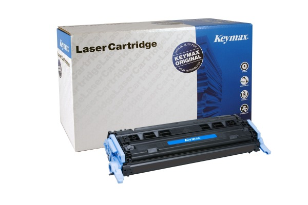 KEYMAX RMC-Toner-Modul schwarz Q6000A zu HP CLJ 2600 2500 Seiten