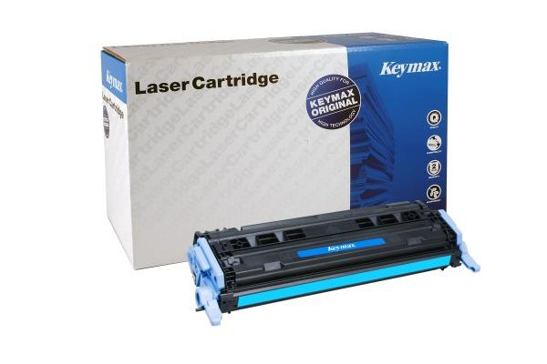 KEYMAX RMC-Toner-Modul cyan Q6001A zu HP CLJ 2600 2000 Seiten