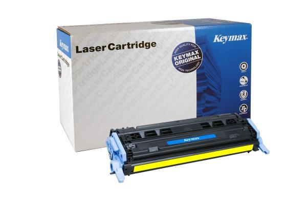 KEYMAX RMC-Toner-Modul yellow Q6002A zu HP CLJ 2600 2000 Seiten