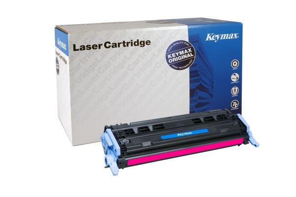 KEYMAX RMC-Toner-Modul magenta Q6003A zu HP CLJ 2600 2000 Seiten