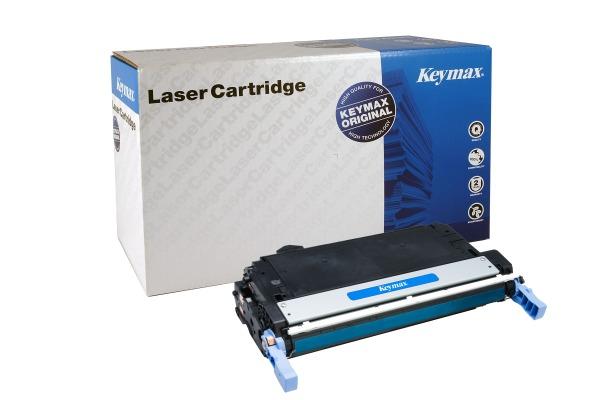 KEYMAX RMC-Toner-Modul cyan Q6461A zu HP CLJ 4730 12´000 Seiten