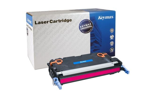 KEYMAX RMC-Toner-Modul magenta Q7583A zu HP CLJ 3800 6000 Seiten