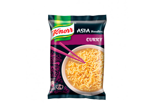 KNORR Asia Noodles Curry 7824 70g