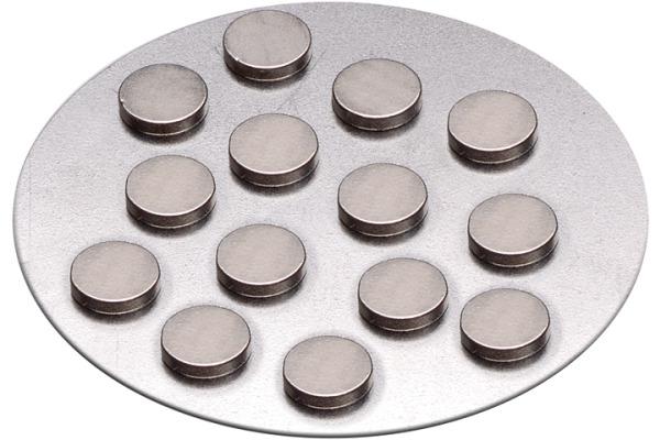 KNORR PRANDELL Magnete 10mm 3700104 extra strong 12...