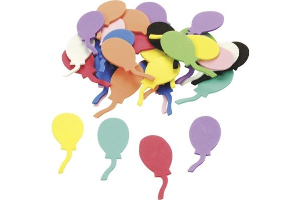 KNORR Crea-Soft-Ballons 6,5cm 8434433 ass. 50 Stück