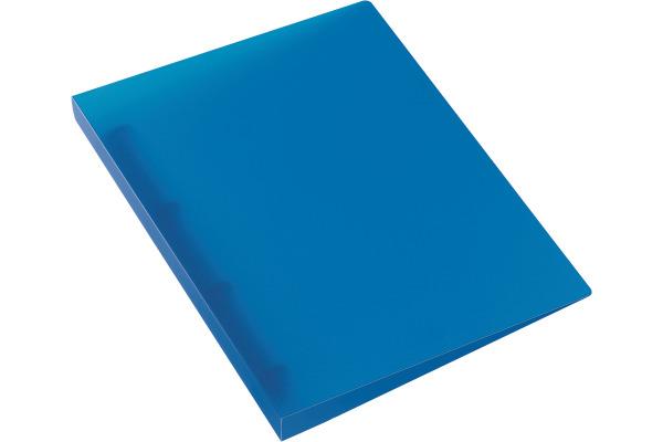 KOLMA Ringbuch Easy KolmaFlex A4 02.802.05 blau, 4-Ring 16mm