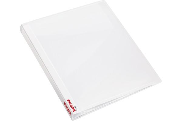 KOLMA Sichtbuch Easy A4 03.752.00 farblos, 20 Taschen