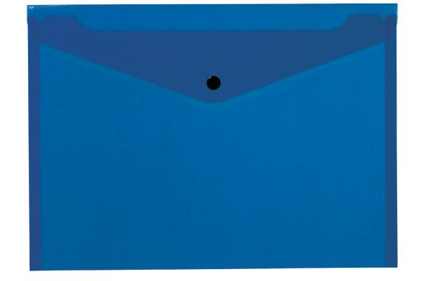 KOLMA Dokumententasche Easy A4 08.150.05 blau 50 Blatt
