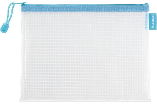 KOLMA Reissverschlusstasche A5 08.191.39 Mesh Bag
