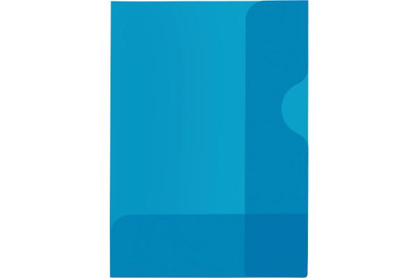 KOLMA Präsentationsmappe Easy A4 10.005.05 blau
