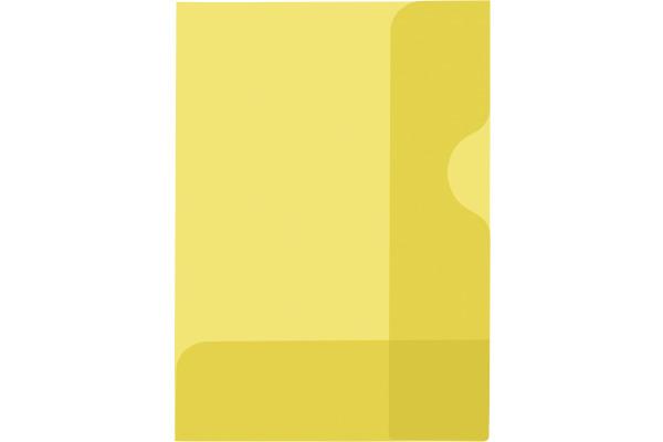 KOLMA Präsentationsmappe Easy A4 10.005.11 gelb