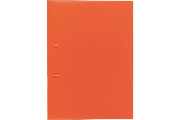 KOLMA Schnellhefter Easy A4 11.050.04 rot 80 Blatt