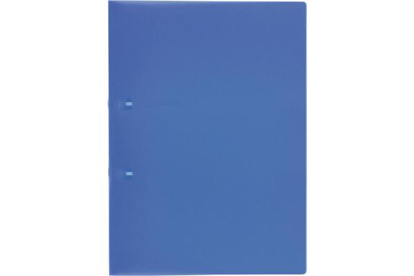 KOLMA Schnellhefter Easy A4 11.050.05 blau 80 Blatt