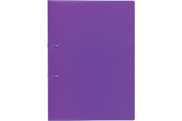 KOLMA Schnellhefter Easy A4 11.050.13 violett 80 Blatt