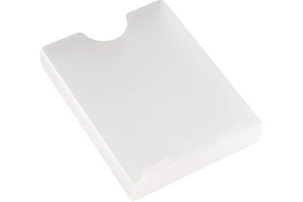 KOLMA Heftbox Penda Easy A4 11.060.00 transparent
