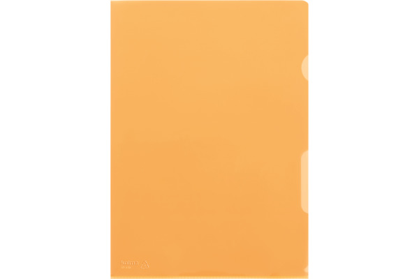 KOLMA Sichthüllen VISA A4 59.646.12 orange 10...