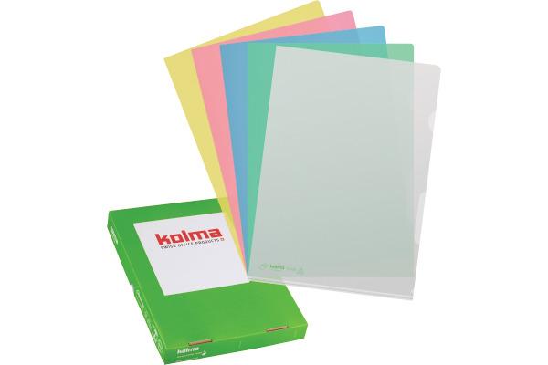 KOLMA Visa Dossier LineaVerde A4 59.880.19 assortiert,...