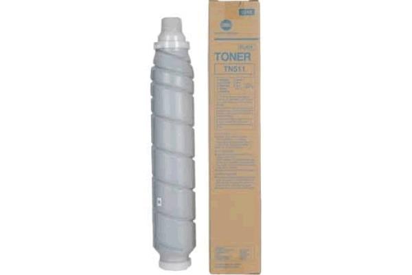 KONICA Toner-Modul TN-511 schwarz 024B Bizhub 420/500 32´000 Seiten