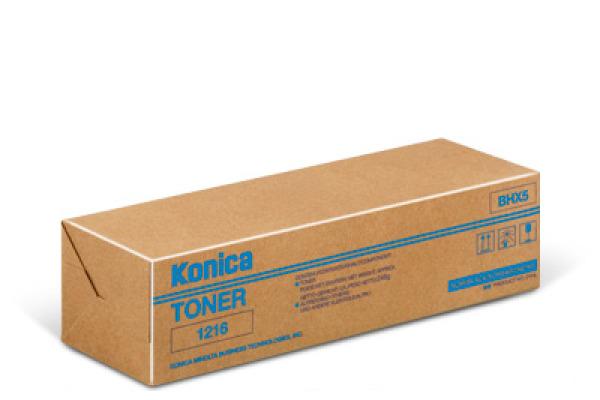 KONICA Toner schwarz 1216