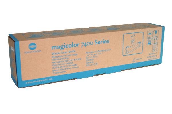 KONICA Waste Toner Box  4065621 Magicolor 7450II 18´000 Seiten