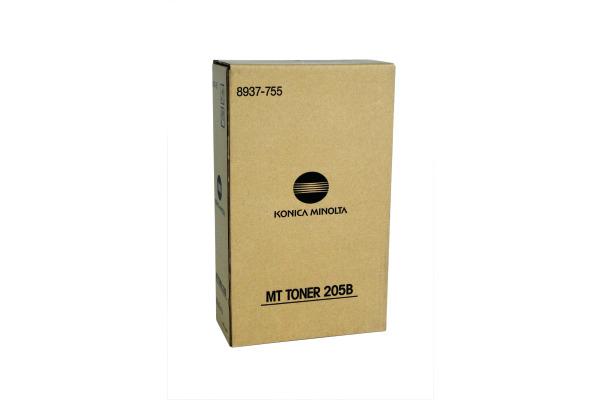 KONICA Toner-Kit MT205B schwarz 8937-755 Di 2510 2 Stück