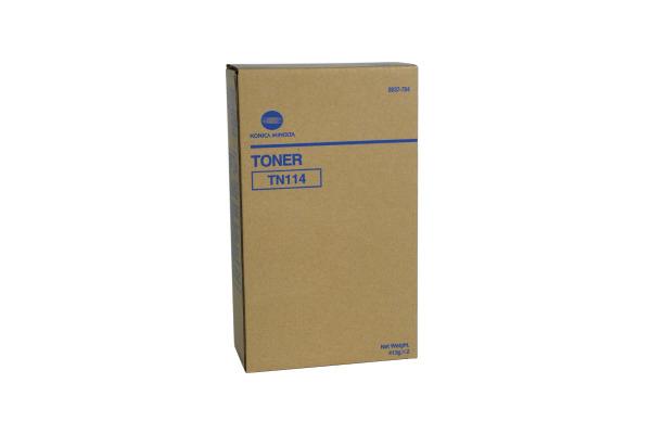 KONICA Toner TN-114 schwarz 8937-784 Di 152/183 2 Stück
