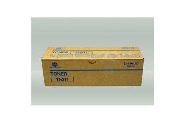 KONICA Toner-Modul TN-311 schwarz 8938404 Bizhub 350 11´500 Seiten