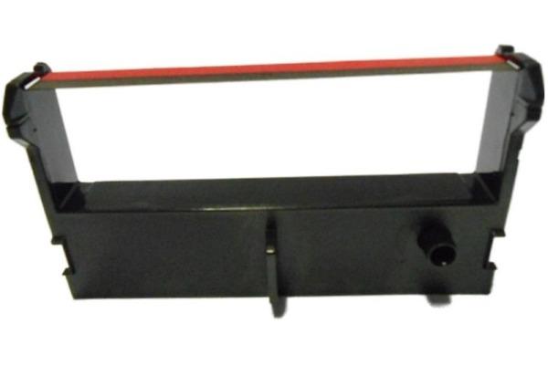 KORES Farbband Nylon schwarz rot ERC39 Epson M-U110 310 311