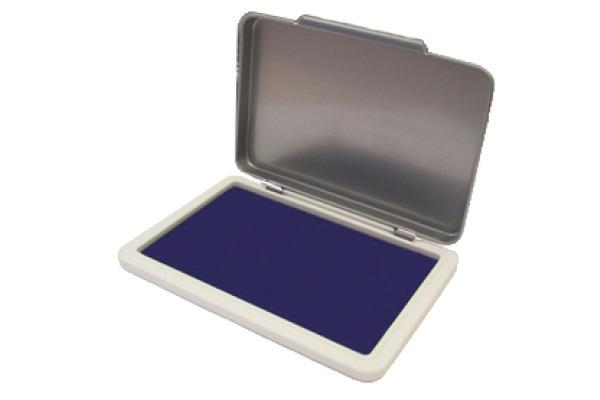 KORES METALLICA Stempelkissen Gr.2 SF71551 blau 7x11cm