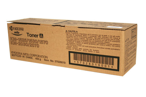 KYOCERA Toner + Resttoner schwarz 37028010 KM 1530/2030 10´000 Seiten