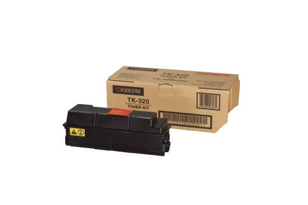 KYOCERA Toner-Modul schwarz TK-320 FS-3900DN 15´000 Seiten