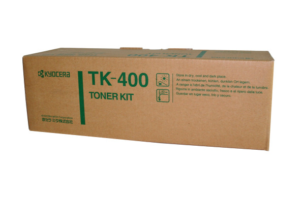 KYOCERA Toner-Kit schwarz TK-400 FS-6020 10´000 Seiten