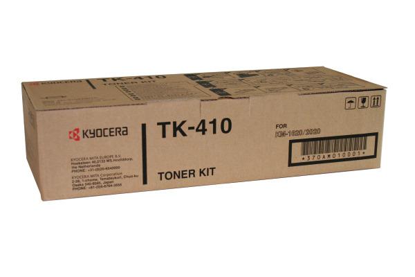 KYOCERA Toner schwarz TK-410 KM-1620 15´000 Seiten