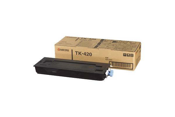 KYOCERA Toner schwarz TK-420 KM-2550 15´000 Seiten